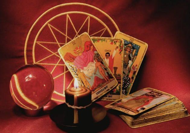 магия гадания карт таро