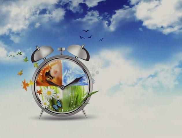 часы и будущее