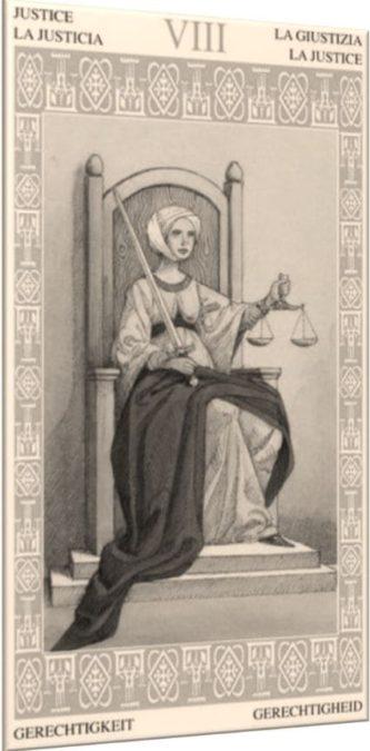 VIII – Правосудие – Гармония