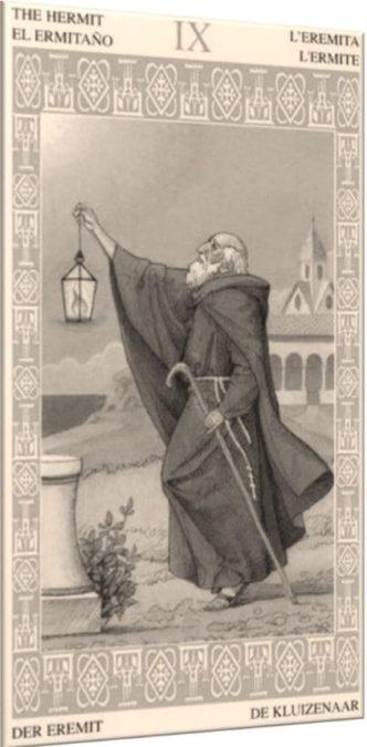 IX – Отшельник – Размышление
