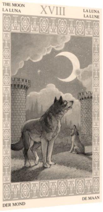 XVIII – Луна – Фантазии