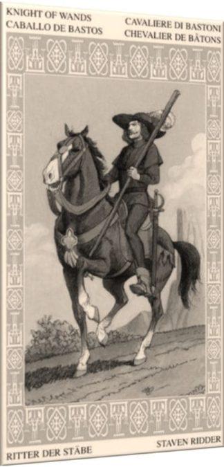 Рыцарь Жезлов – Путешественник