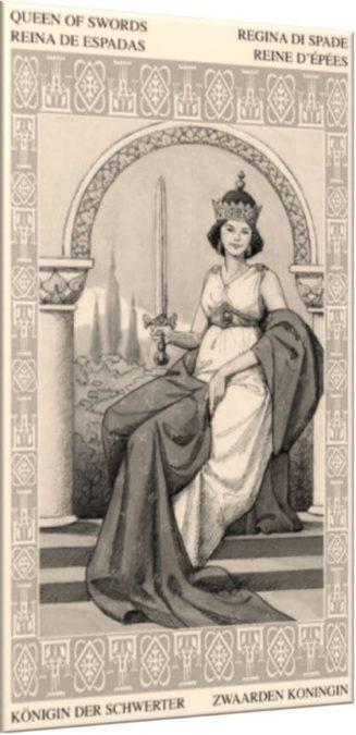 Королева Мечей – Вдова