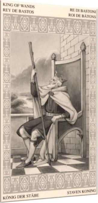 Король Жезлов – Советчик