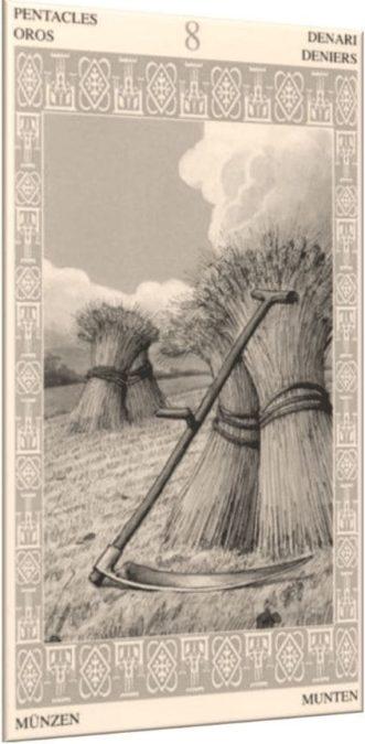 8 Пентаклей – Урожай